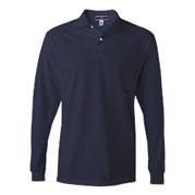 SLHS Men's Long Sleeve Jersey Knit Sportshirt
