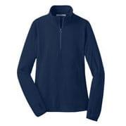 SLHS Ladies' Quarter Zip Fleece Pullover