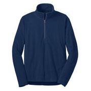 SLHS Men's Quarter Zip Fleece Pullover