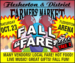 Flesherton and District Farmers' Market Fall Fare - take 2 - October 23, 2021