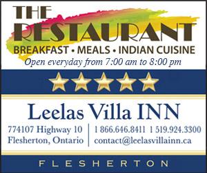 The Restaurant/Leela's Villa Inn