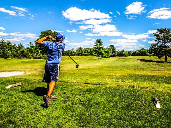 Homestead resort golfer.