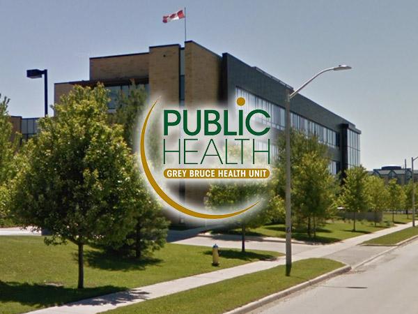 Grey Bruce Public Health building