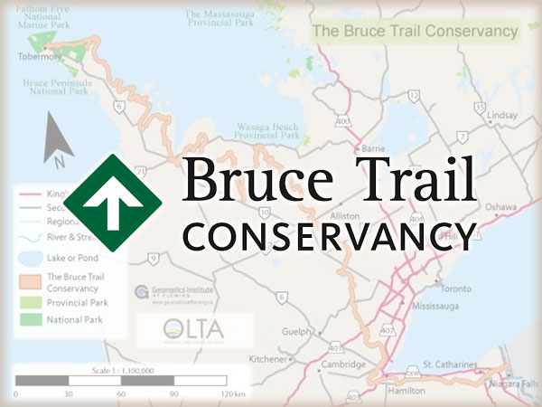Bruce Trail Conservancy logo