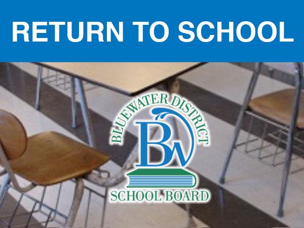 BWDSB Return to School