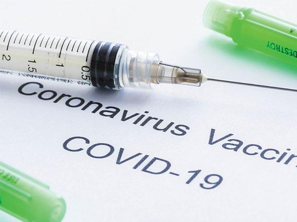 COVID-19 vaccine needle