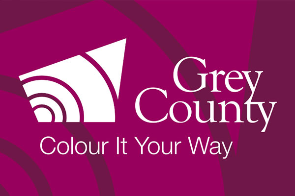 Grey County - Colour it your way logo