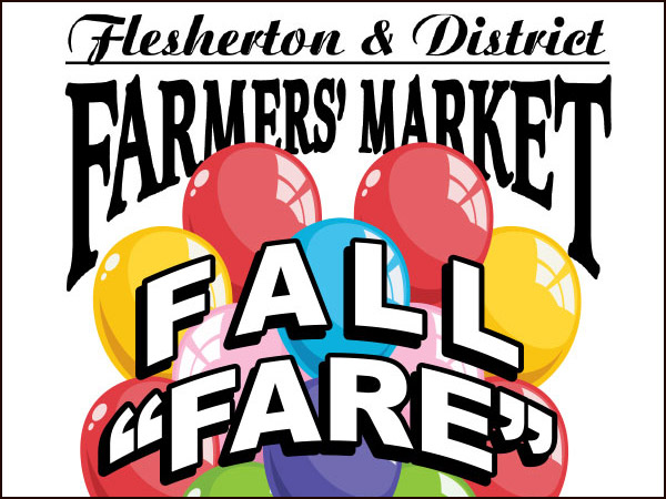 Flesherton and District Farmers' Market Fall Fare - October 16, 2021