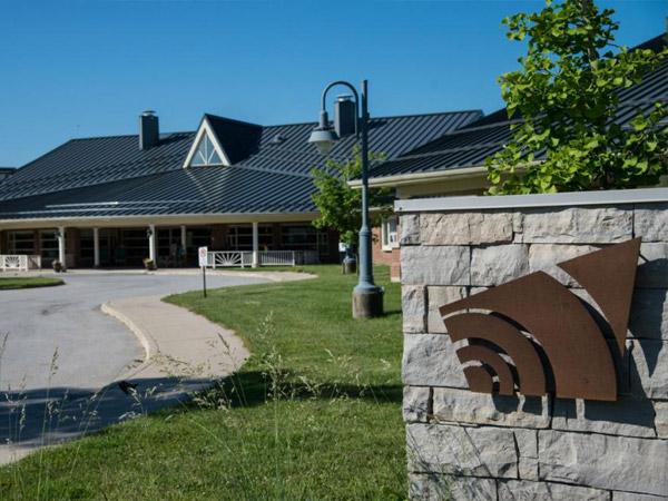 Grey Gables long-term care facility
