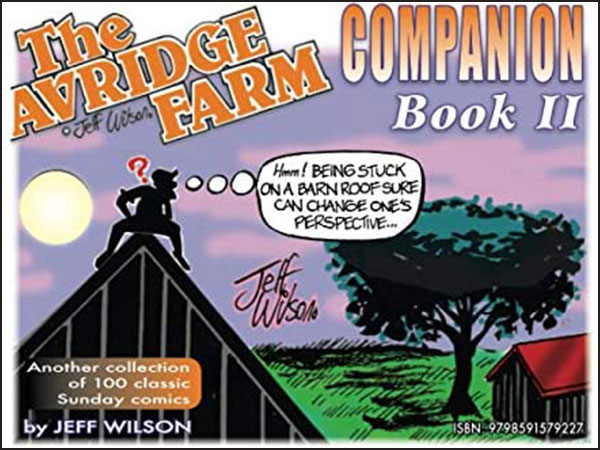 The Avridge Farm Companion: Book II