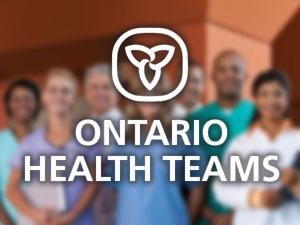 Onatrio Health Teams