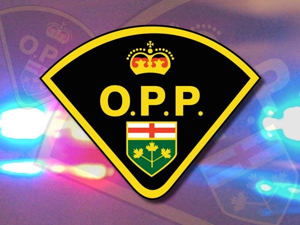 OPP logo and police car