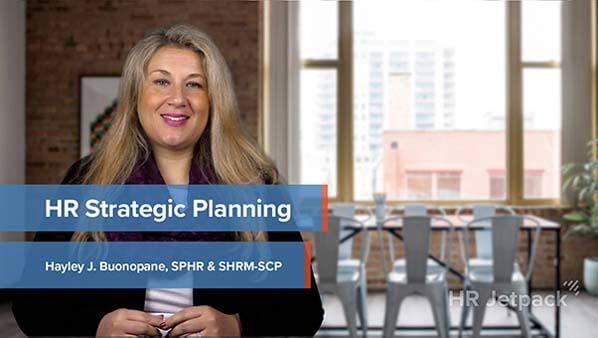 HR Strategic Planning