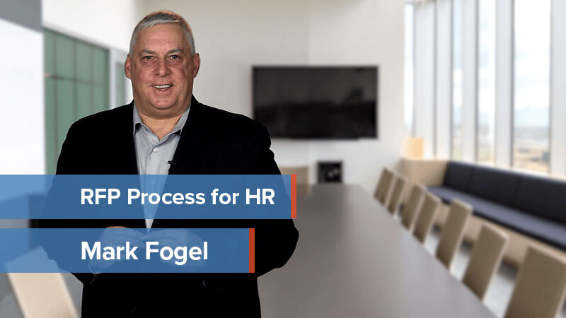 RFP Process for HR