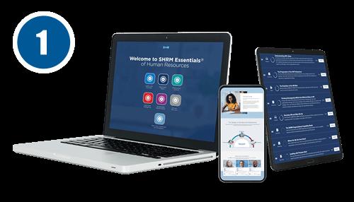 SHRM Essentials - start your HR career