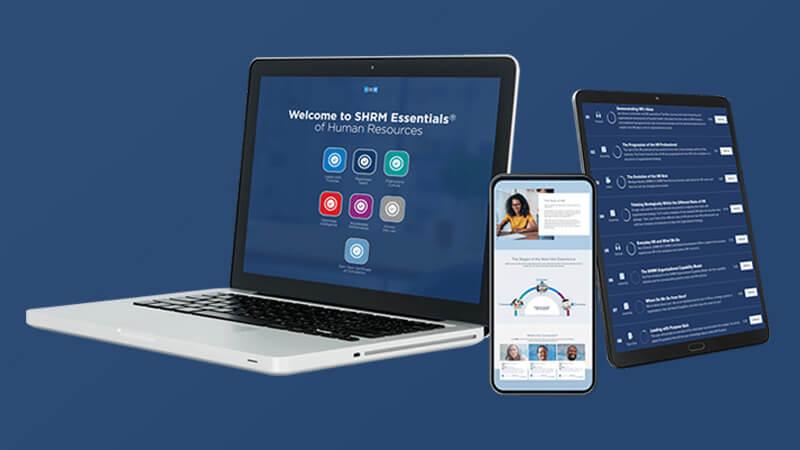 SHRM Essentials of Human Resources Program