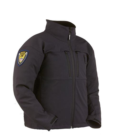 R521Ws WINDSTOPPER® Patrol Soft Shell by FORUM - LADIES STANDARD Version