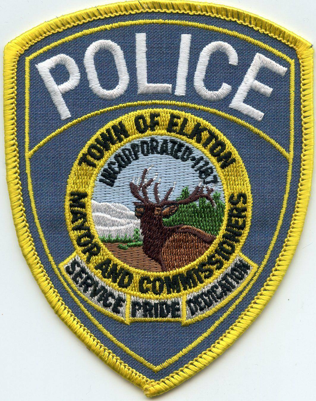 ELKTON POLICE DEPARTMENT, MARYLAND