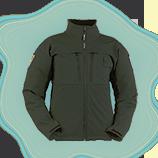 R521s WINDSTOPPER® Patrol Soft Shell by FORUM - STANDARD Version