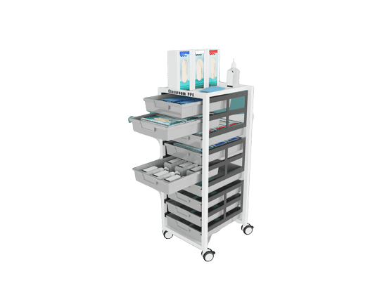 SystemSTOR PPE CART