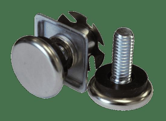 Adjustable Steel Glide