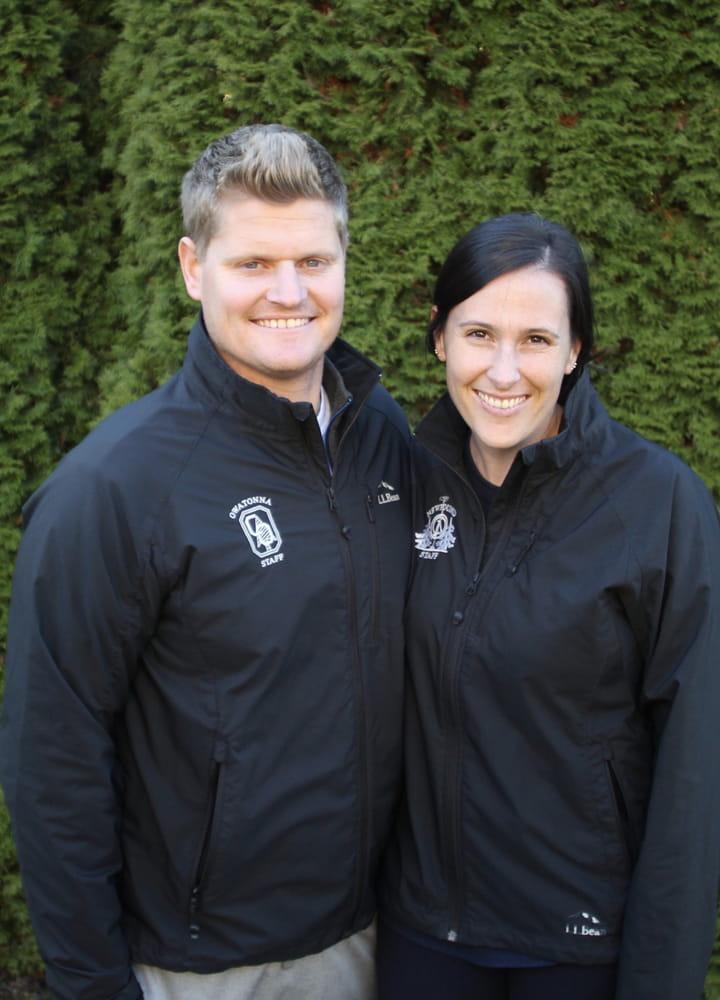 Jennai and Mike  Hufstader, Family Camp Directors