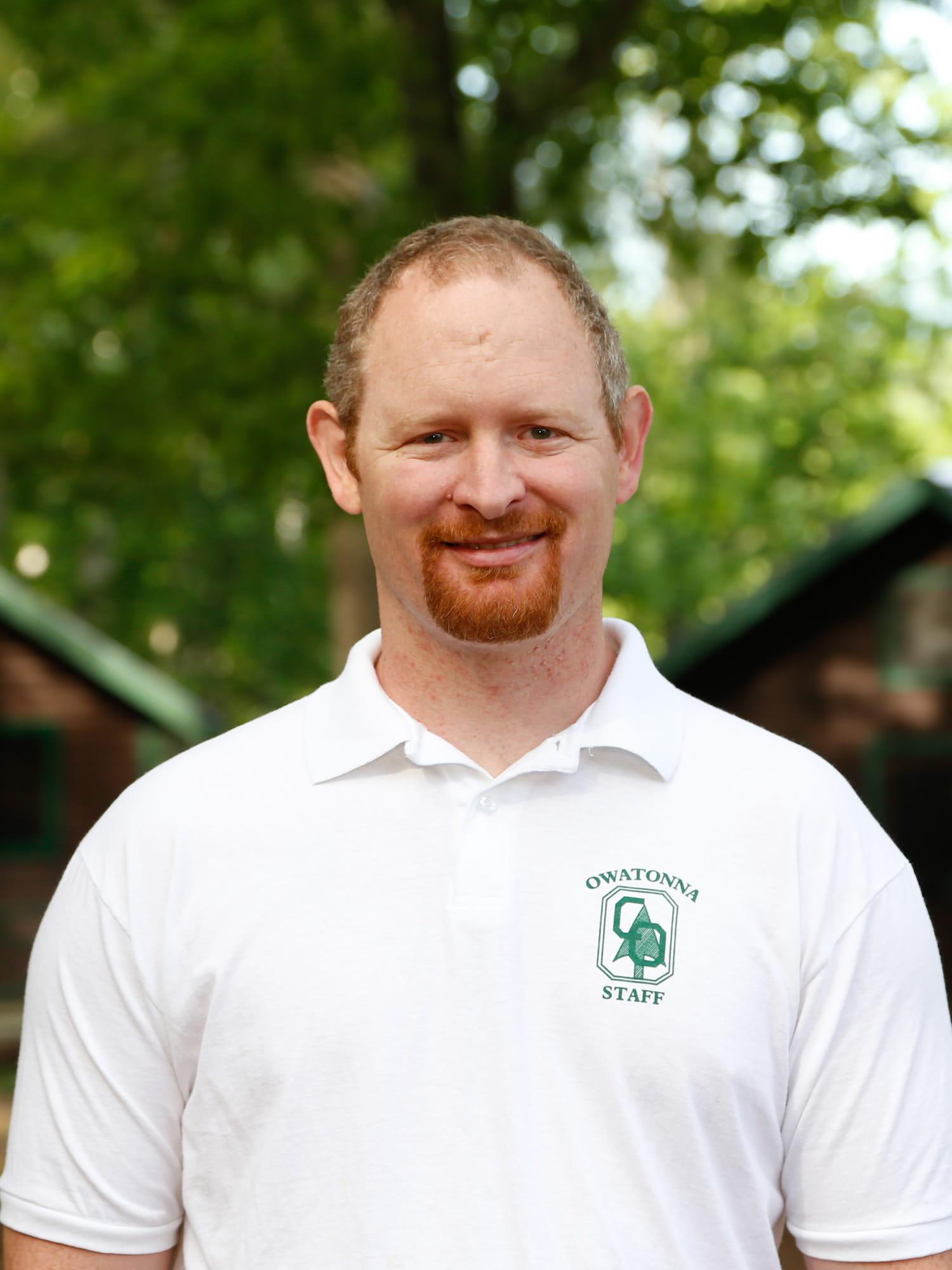 Reid Charlston, Owatonna Director