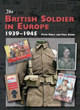 BRITISH SOLDIER IN EUROPE 1939 - 1945
