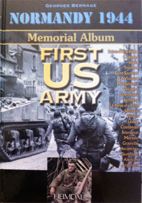 1ST US ARMY NORMANDY 1944