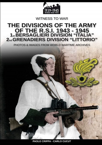 THE DIVISIONS OF THE ARMY OF THE R.S.A 1934 - 1945 1st BERSAGLIERI DIVISION