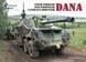 TANKOGRAD IN DETAIL - DANA CZECH WHEELED SELF-PROPELLED 152MM GUN-HOWITZER