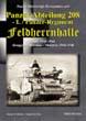 TANKOGRAD PANZER-ABTEILUNG 208 - I PZ REG FELDHERRNHALLE ITALY 1943-44 HUNGARY-SLOVAKIA-MORAVIA 1944-45