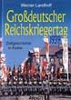 GROBDEUTSCHER REICHSKRIEGERTAG 1939 GREATER GERMAN REICH VETERAN DAY