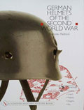 GERMAN HELMETS OF THE SECOND WORLD WAR VOLUME TWO PARATROOP COVERS LINERS MAKERS INSIGNIA ETC