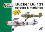 BUCKER Bu 131 COLOURS AND MARKINGS 1:48 OR 1:72 DECALS YOUR CHOICE