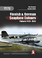 FINNISH & GERMAN SEAPLANE COLOURS: FINLAND 1933 - 1945