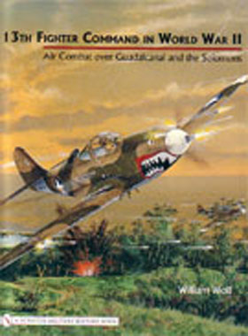 13TH FIGHTER COMMAND IN WWII