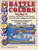 BATTLE COLORS VOLUME IV INSIGNIA AND AIRCRAFT MARKINGS OF THE US ARMY AIR FORCE IN WWII EUROPEAN - AFRICAN - MIDDLE EASTERN THEATER OF OPERATIONS