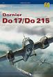 DORNIER DO 17/D0 215 KAGERO MONOGRAPHS #60