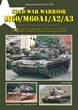 TANKOGRAD 3030 COLD WAR WARRIOR - M60/M60A1/A2/A3 THE M60 SERIES OF MAIN BATTLE TANKS IN COLD WAR EXERCISES 1962-88