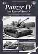 TANKOGRAD 4006 - Panzer IV in Combat ENLARGED/REVISED Reprint