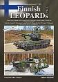 TANKOGRAD 8009 FINNISH LEOPARDS VOLUME 2: FINNISH ARMY LEOPARD 1 ARV, LEOPARD 2A4 FIN MINEROLLER, ITPSV90 LEOPARD 2 SPAAG AND LEOPARD 2A6 FIN MBT