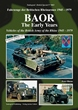 Tankograd 9003 BAOR - The Early Years Vehicles of the British Army of the Rhine 1945-79