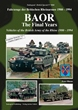 Tankograd 9006 BAOR - The Final Years - Vehicles of the British Army of the Rhine 1980-94