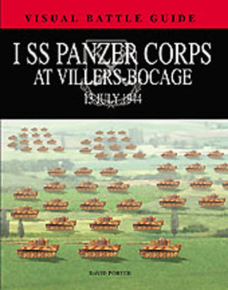 1 SS PANZER CORPS AT VILLERS-BOCAGE 13 JUNE 1944