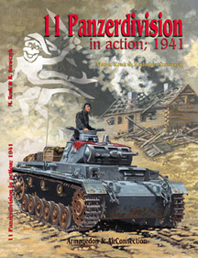 11 PANZER DIVISION IN ACTION 1941