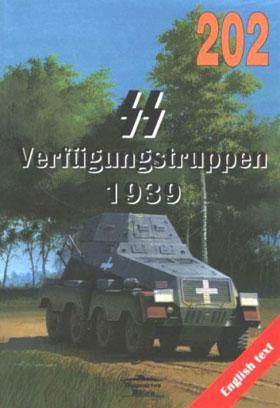 SS VERFUGUNGSTRUPPEN 1939 - No. 202