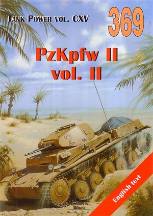 PZKPFW II VOLUME 2 TANK POWER VOL. 115