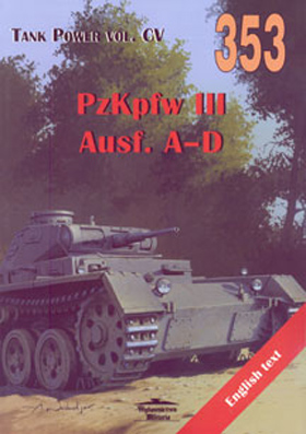 PZKPFW III AUSF A-D TANK POWER 105