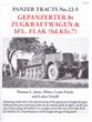 PANZERTRACTS 22-5 GEPANZERTER 8t ZUGKRAFTWAGEN & SFL. FLAK (SdKfz.7)